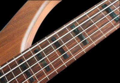 画像3: ジャズ・ベース・ブロック(BLACKパール) 5弦ベース用