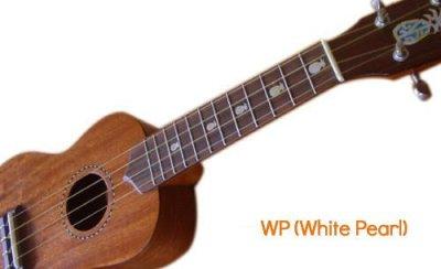 画像2: パイナップル/ウクレレ/ホワイトパール