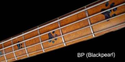 画像2: ベース用-猫足/ BLACKパール