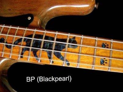 画像3: ベース用-猫足/ BLACKパール