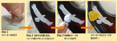 画像3: ピックホルダー/フェザー