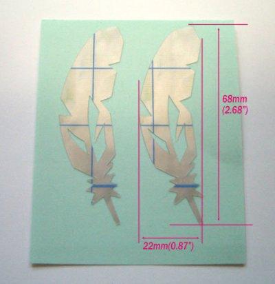 画像2: ピックホルダー/フェザー