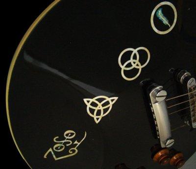 画像4: レッド・ツェッペリン 4 シンボル