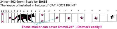 画像5: ベース用-猫足 / ホワイトパール