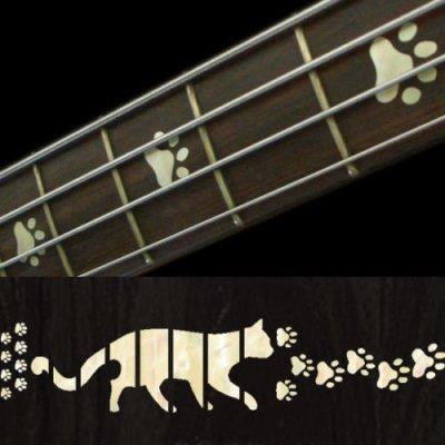 画像1: ベース用-猫足 / ホワイトパール