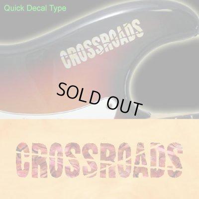 画像1: 50%OFF-CROSSROADS(QD)/red