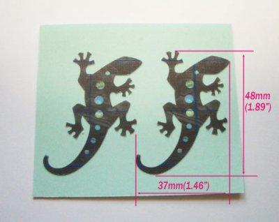 画像2: ピックホルダー/リザード